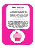 Sweet 'Add'ition {Valentine Addition Game}