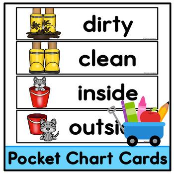 Sweet Antonyms - Set 2