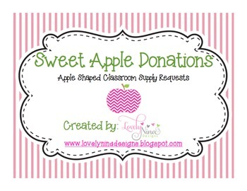 Sweet Apple Donations