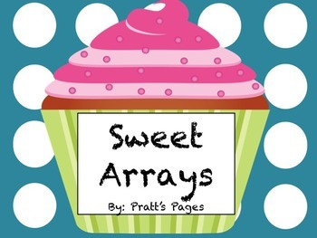 2.OA.4 Sweet Arrays