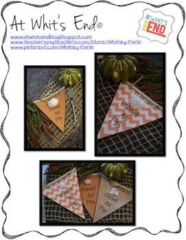 Sweet As Pie: My Thanksgiving Memory Book K-4 {Fall Fun Printables}
