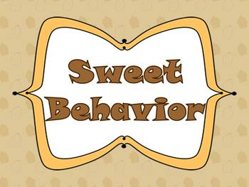 """Sweet Behavior"" Management System - chocolate cupcakes"