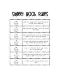 Sweet Book Rules
