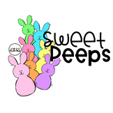 Sweet Bunny Peeps Clipart