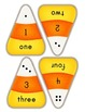 Sweet Candy Corn Numbers 0-10: A hands on activity for Kdg