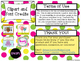Sweet Candy Themed Word Wall Headers & Signs Sampler - FREEBIE