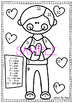 Valentine's Day Math Centers - 8 Sweet Games + Worksheets