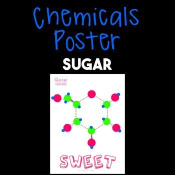 Chemicals Poster--Sugar
