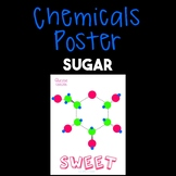 Chemicals Poster--Sugar