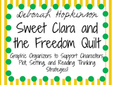 Sweet Clara and the Freedom Quilt - A Picture Book Study!