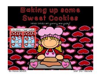 Sweet Cookies {Real vs Nonsense Words}
