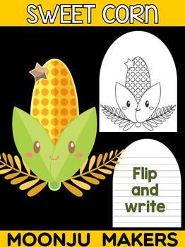 Sweet Corn - MOONJU MAKERS Printable