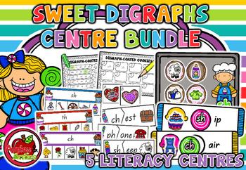 Sweet Digraphs Centre Bundle