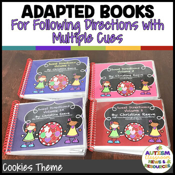 Sweet Directions: Attending to Multiple Cues  (Autism, Special Ed)