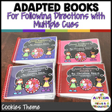 Adapted Books for Following Directions with Cookies and Mu