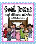 Sweet Dreams 3-digit Addition and Subtraction Booklet