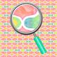 Sweet Dreams Handpainted Watercolor Backgrounds / Digital Paper Clip Art Set