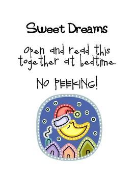 Sweet Dreams- Meet the Teacher