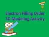 Sweet! Electron Filling Order