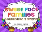 Sweet Fact Families {Multiplication and Division}