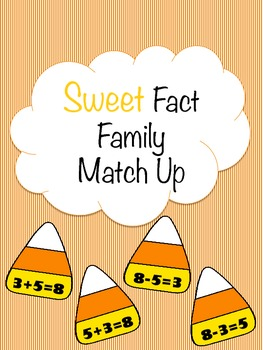 Sweet Fact Family Match Up