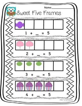 Sweet Five Frames