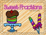 Sweet Fractions {Math Center Ideas}