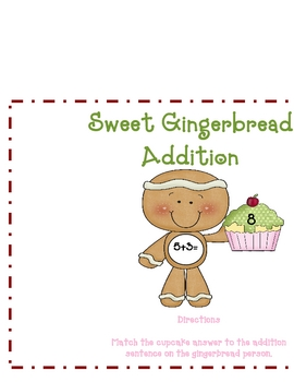 Sweet Gingerbread Addition