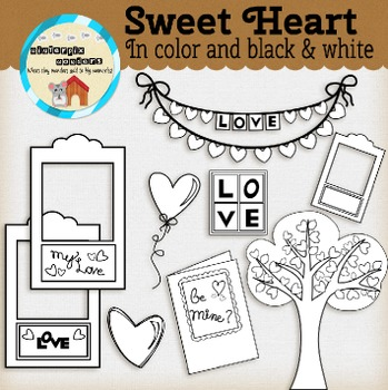 Sweet Heart - Love - Valentines - Hearts