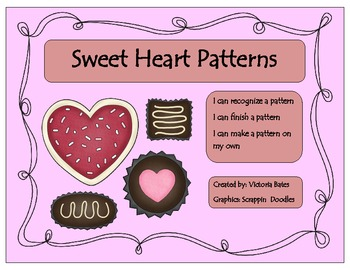 Sweet Heart Patterns