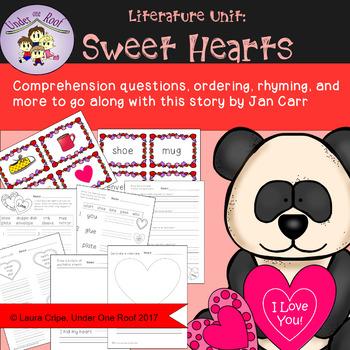 Sweet Hearts: A Literature Unit