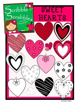 Sweet Hearts with 14 images