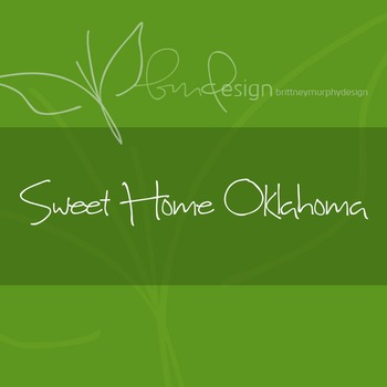 Sweet Home Oklahoma Font for Commercial Use