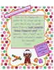 Sweet Homework Chart Freebie