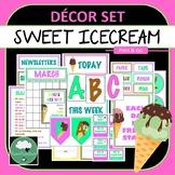 Icecream Classroom Décor