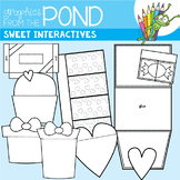 Sweet Interactives -  Template Set Great for Interactive N