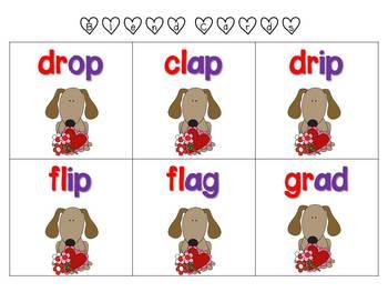 Sweet Little Valentines Literacy Centers