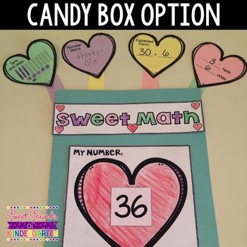 Valentine's Day Craft {Math}