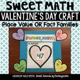 Valentine's Day Craft {Valentine's Day Math Craft}