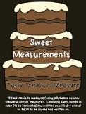 Sweet Measurements - Measuring with Non-standard units