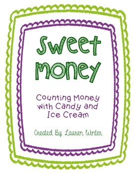 Counting and Adding Money Activities