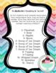 Sweet Multiplication Bulletin Board