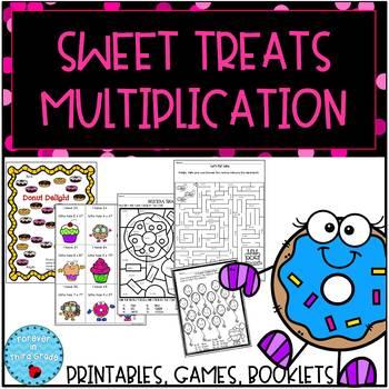Multiplication Practice Pack