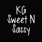 Sweet N Sassy Font: Personal Use