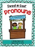 Sweet N Sour Pronouns