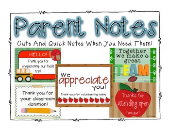 Sweet Notes: Cute and Quick Notes When You Need Them!