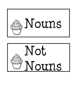 Sweet Noun Sort