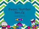 Sweet Number Bonds 5-10 Task Cards