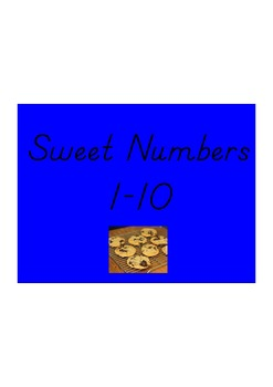 Sweet Numbers (Learning Numbers)