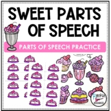 Parts of Speech for Valentine's Day